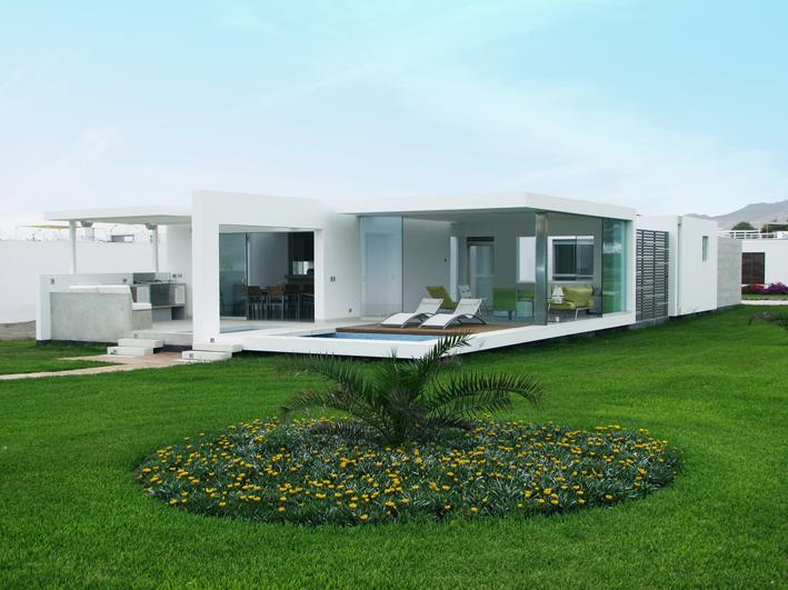 Revista de arquitectura y dise o peruarki casa de - Arquitectura y diseno de casas ...
