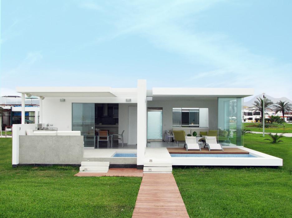 Revista de arquitectura y dise o peruarki casa de for Arquitectura y diseno de casas