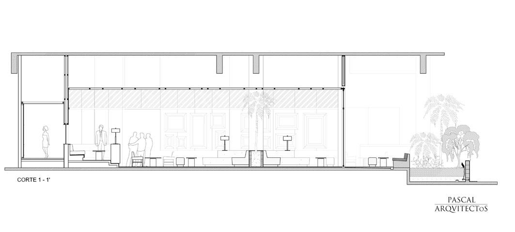 Revista de arquitectura y dise o peruarki corterevista for Diseno de interiores nota de corte