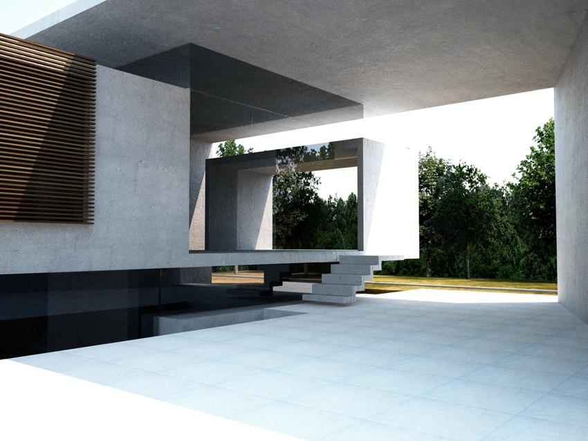 Revista de arquitectura y dise o peruarki casa marilia for Arquitectura y diseno de casas