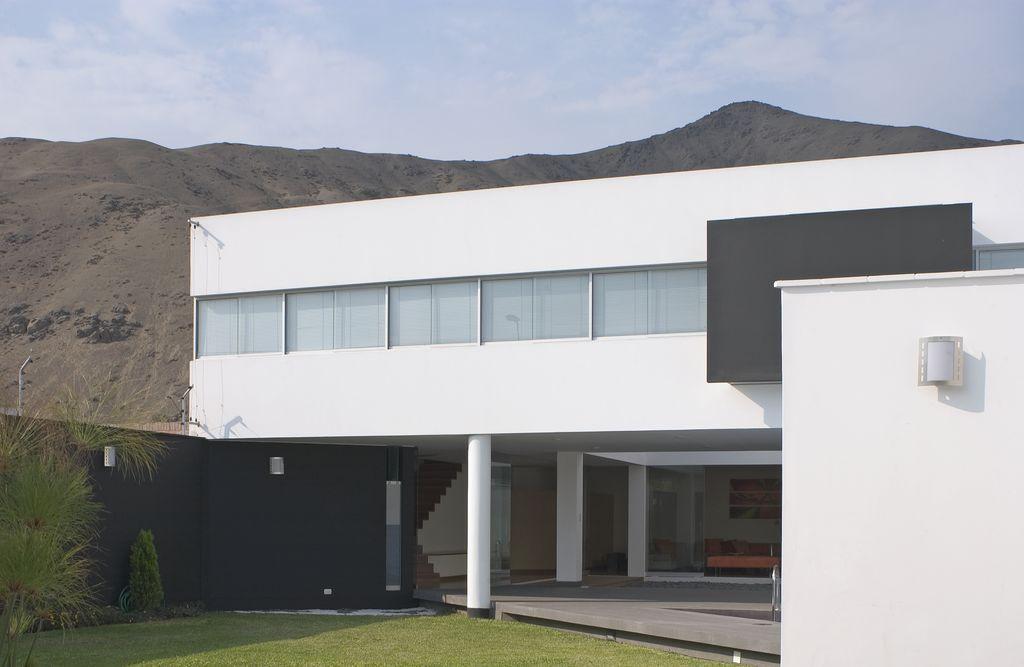 Revista de arquitectura y dise o peruarki casa luna - Arquitectura y diseno de casas ...