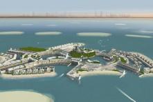 Un mundo sobre el agua – The Heart of Europe Dubai / A-cero
