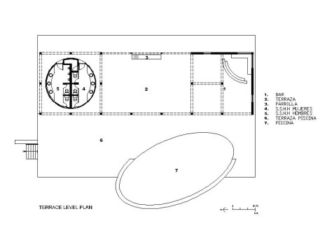 clubhouse planta model