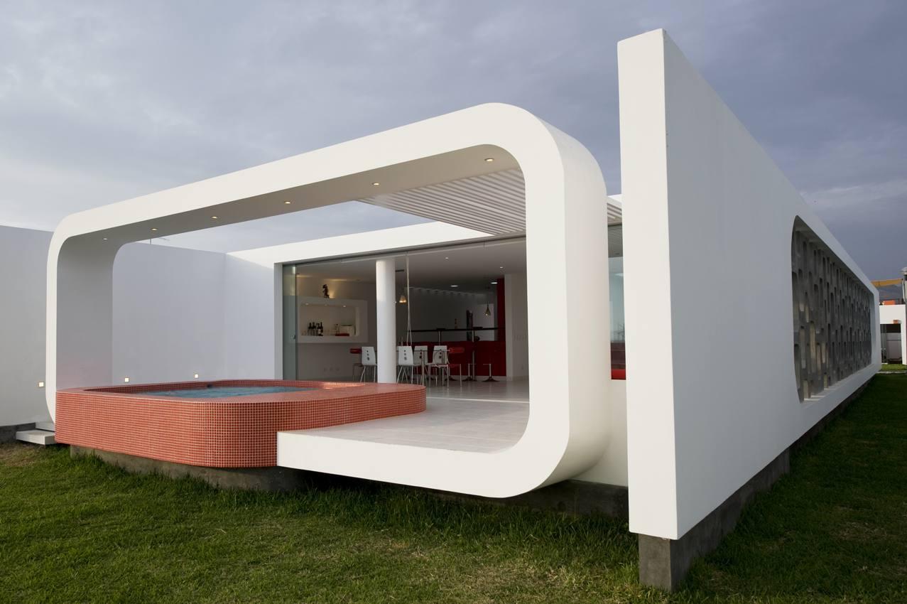 Revista de arquitectura y dise o peruarki jose orrego for Casa minimalista historia