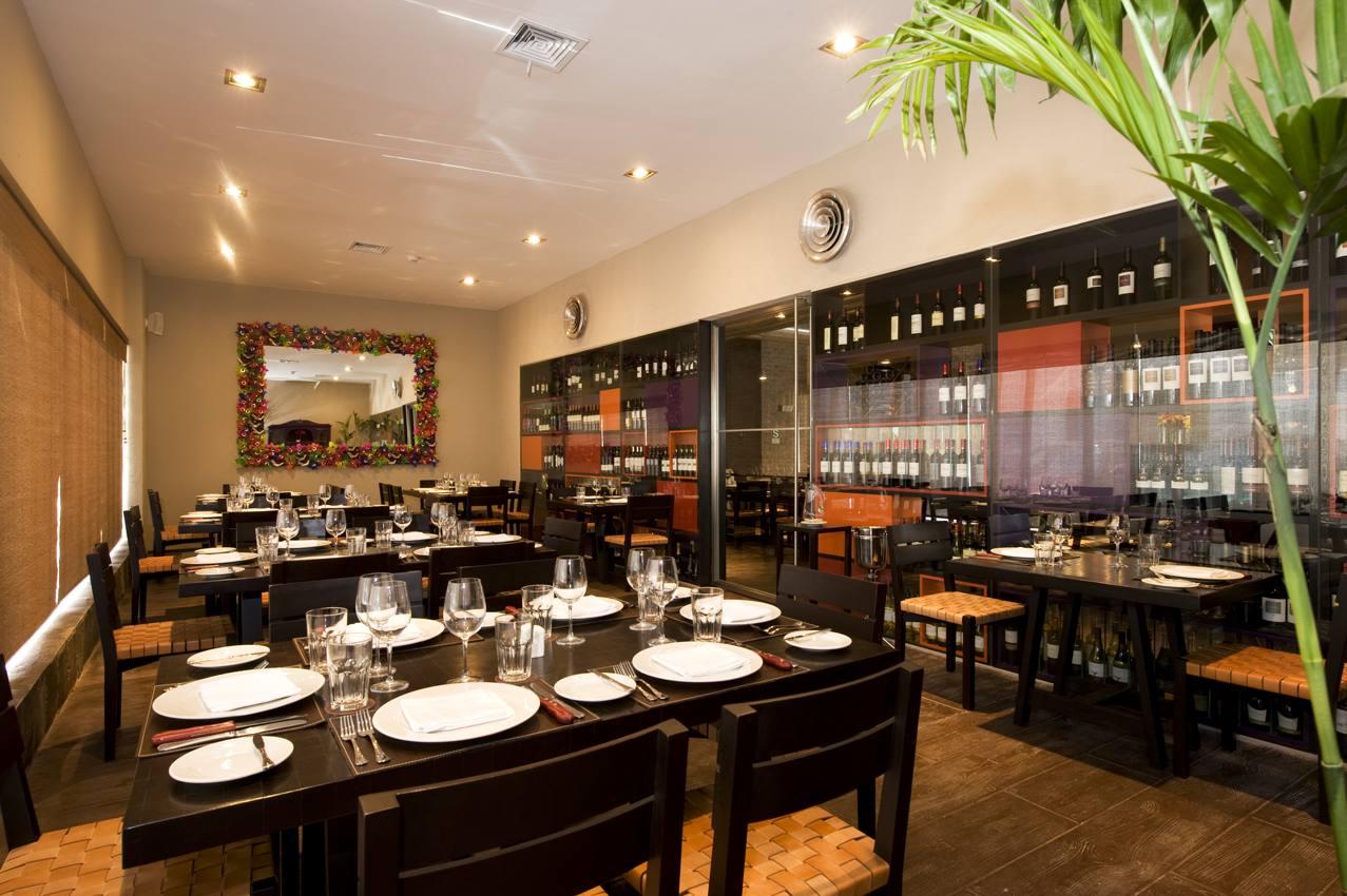 Revista de arquitectura y dise o peruarki restaurante - Restaurantes de diseno ...