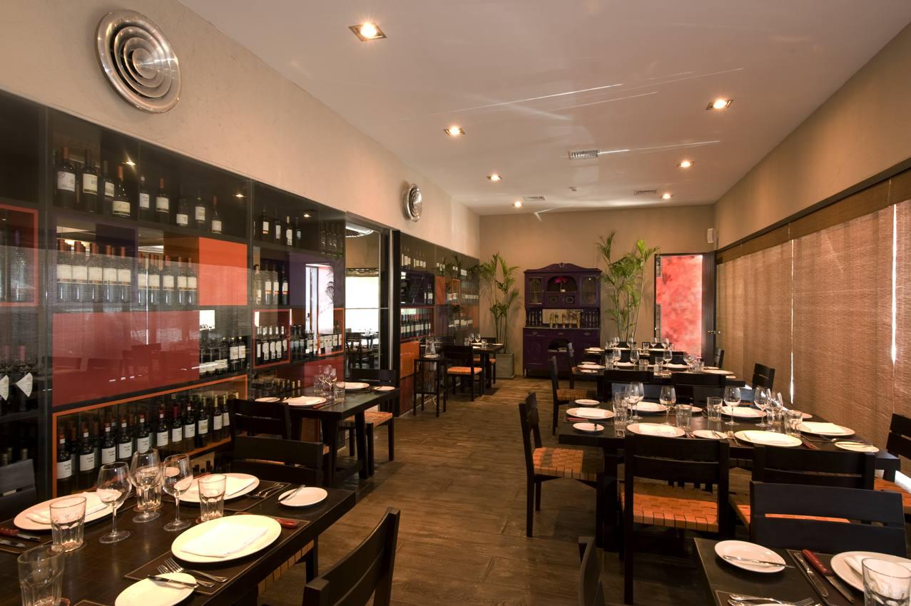 Revista De Arquitectura Y Dise O Peruarki Restaurante