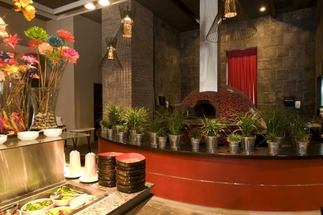 Revista de arquitectura y dise o peruarki restaurante for Diseno de interiores lima
