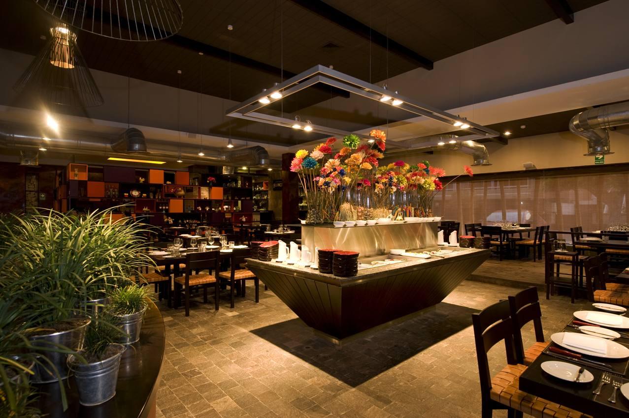 Revista de arquitectura y dise o peruarki restaurante for Arquitectura y diseno de hoteles