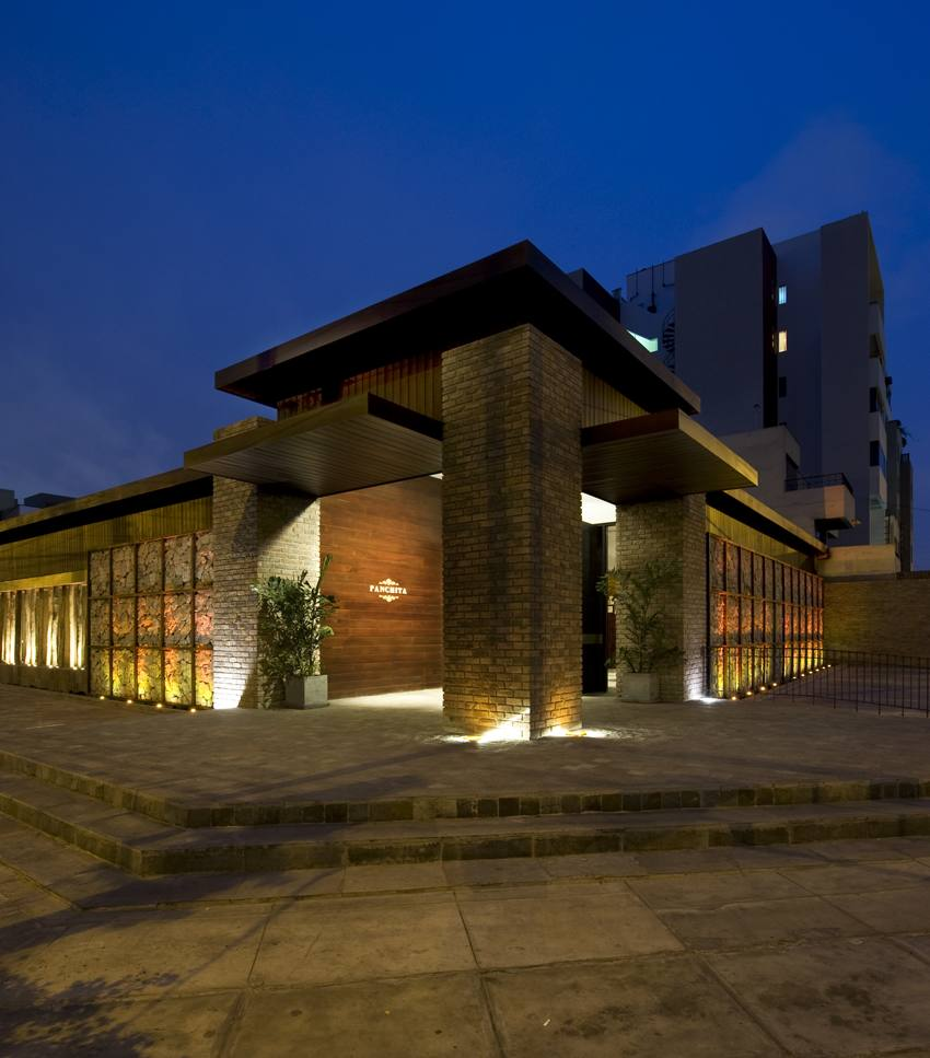 Revista de arquitectura y dise o peruarki restaurante for Restaurante arquitectura