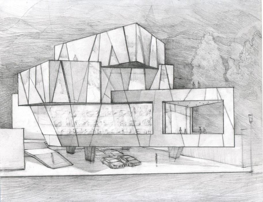 Revista de arquitectura y dise o peruarki arquitectura en movimiento peruarki edificio - Mesa de dibujo para arquitectura ...