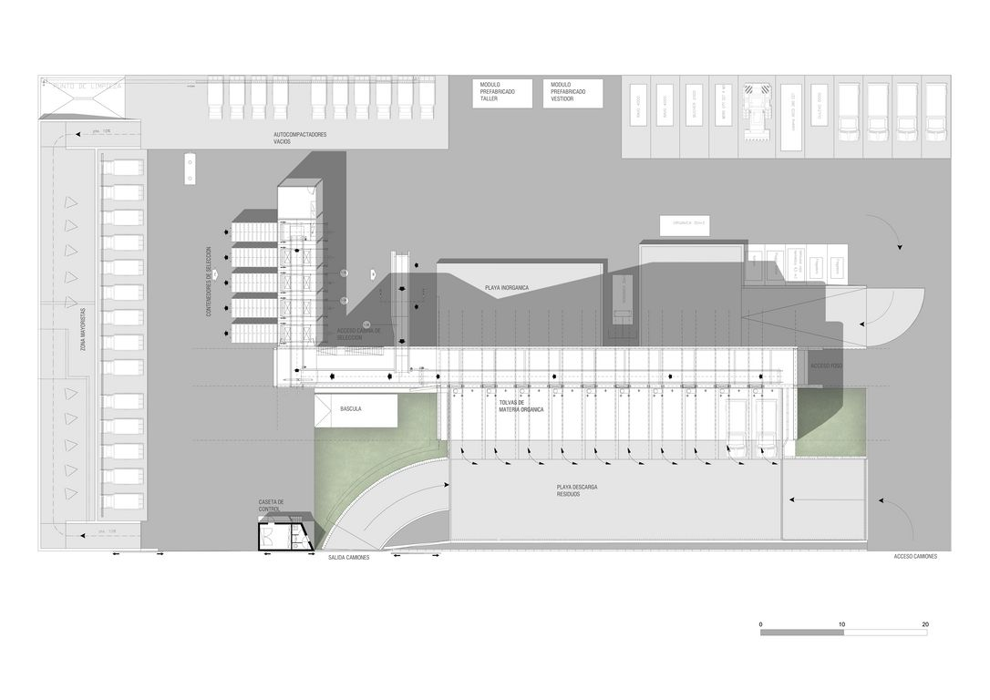 Revista de arquitectura y dise o peruarki pv spanish for Plantas de arquitectura