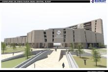 Edificio Quipu. 2do lugar Concurso Nueva Sede Central Sunat 2009