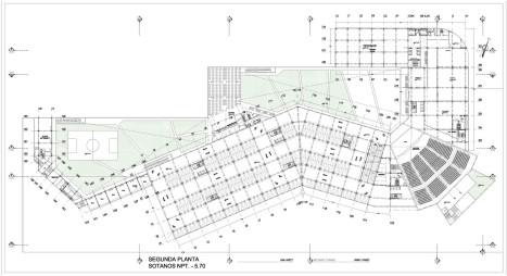 Revista de arquitectura y dise o peruarki edificio for Ejes arquitectonicos