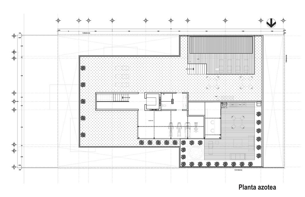Revista de arquitectura y dise o peruarki gal arq for Plantas de arquitectura