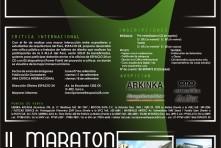 II Maratón Latinoamericana de arquitectura