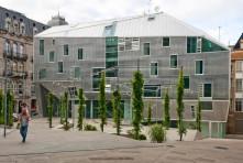 Oficina Central de Arquitectos / Irisarri + Piñera