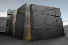 Iglesia del Santisimo Redentor / Arq. Fernando Menis