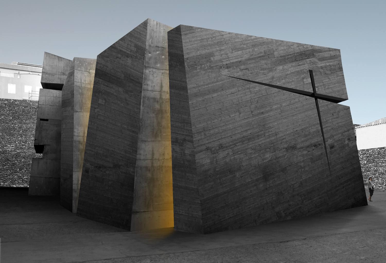 Revista de arquitectura y dise o peruarki iglesia del for Revistas arquitectura espana