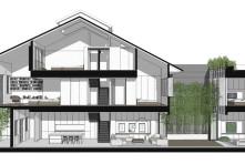 Casa 31 Blair Road / Ong & Ong Arquitectos