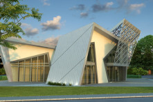 "Casas prefabricadas ""Libeskind Villa"""