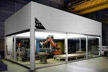 Robot Pike Loop / Gramazio & Kohler Arquitectos