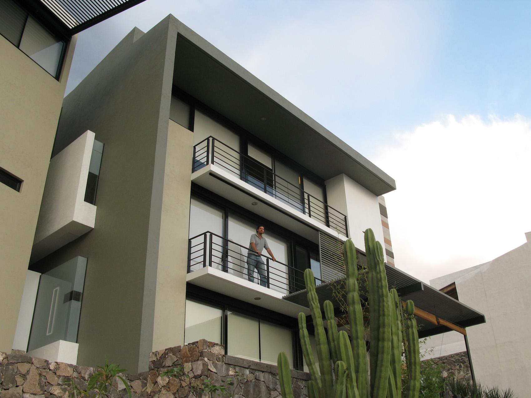 Revista de arquitectura y dise o peruarki casa privada - Arquitectura y diseno de casas ...