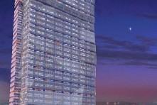 Mexicano Juan Carlos Baumgartner recibe premio por Torre Efizia