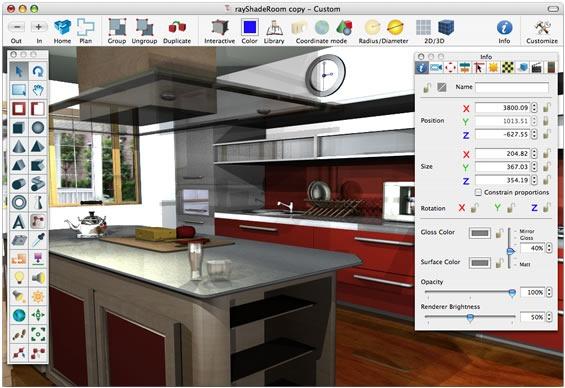 Revista de arquitectura y dise o peruarki 3d software for Software arquitectura 3d