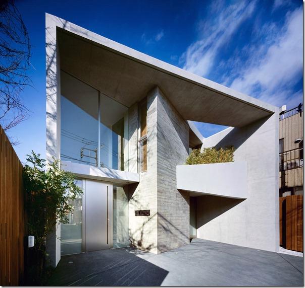 Revista de arquitectura y dise o peruarki casa en for Arquitectura y diseno de casas