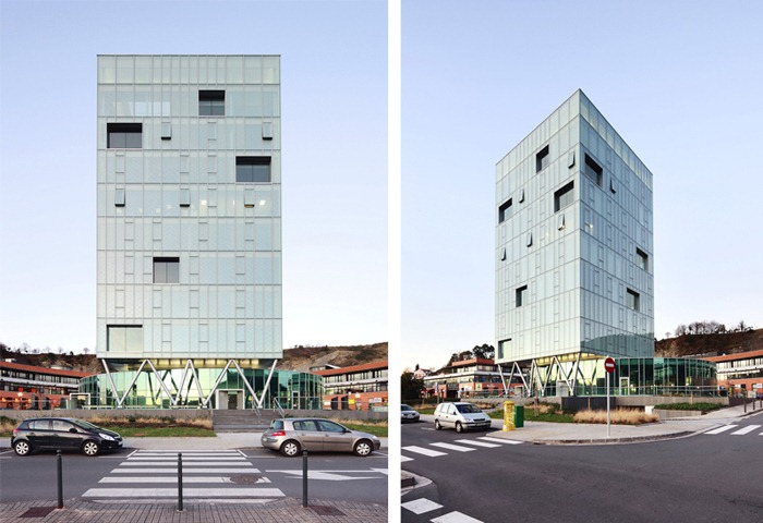 Revista de arquitectura y dise o peruarki torre de for Arquitectura de oficinas