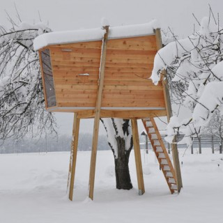 Casa del arbol por Ravnikar Potokar 1