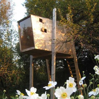Casa del arbol por Ravnikar Potokar 6