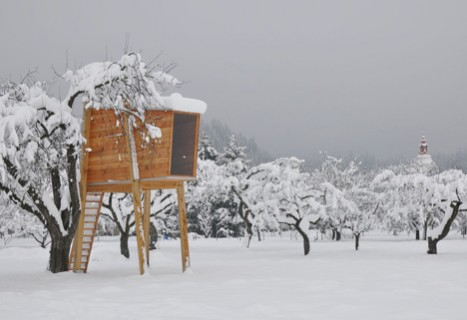 Casa del arbol por Ravnikar Potokar 7