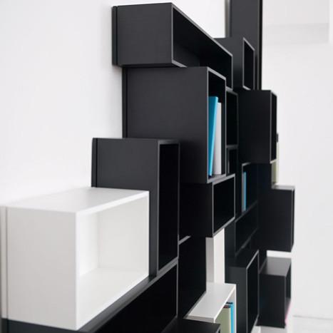 Cubit sistema de estanteria modular 4