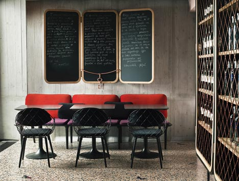 Revista de arquitectura y dise o peruarki dise o for Diseno restaurante