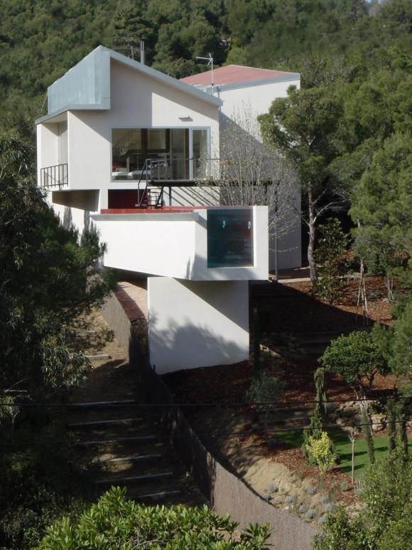 Revista de arquitectura y dise o peruarki casa en la for Arquitectura y diseno de casas