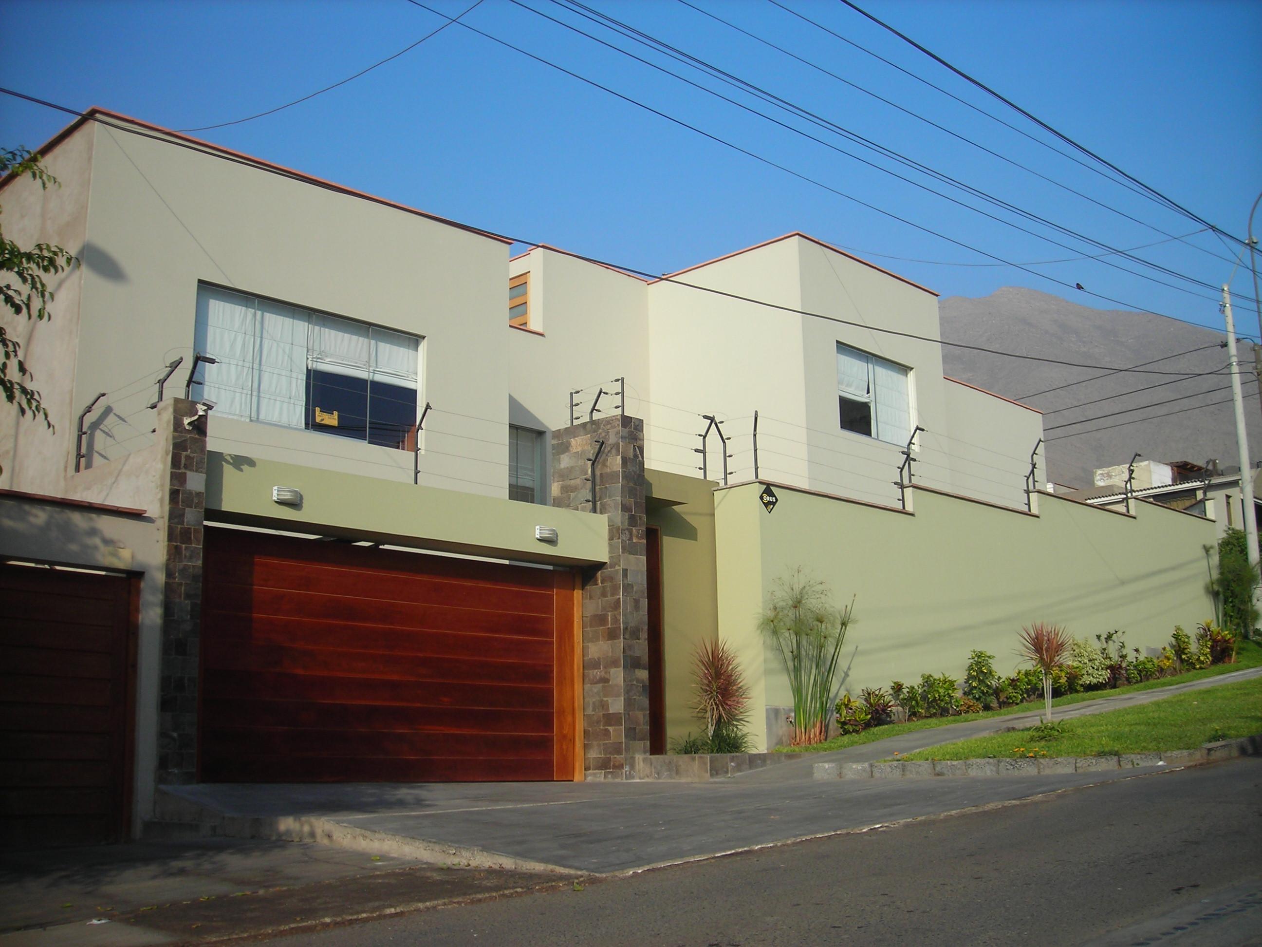Revista de arquitectura y dise o peruarki casa roque - Arquitectura y diseno de casas ...