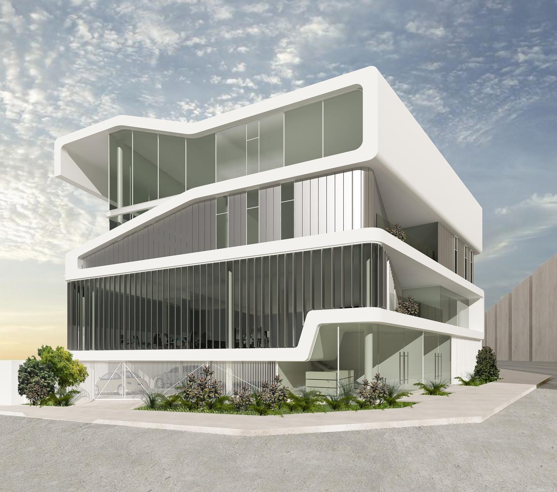 Revista de arquitectura y dise o peruarki smoooth for Arquitectura de oficinas